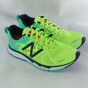NEW BALANCE W1500V3 Lime Glow/Jade Running Shoes